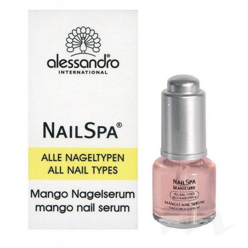 alessandro NailSpa Mango Nail Butter 14 ml all nail types (No 05-443