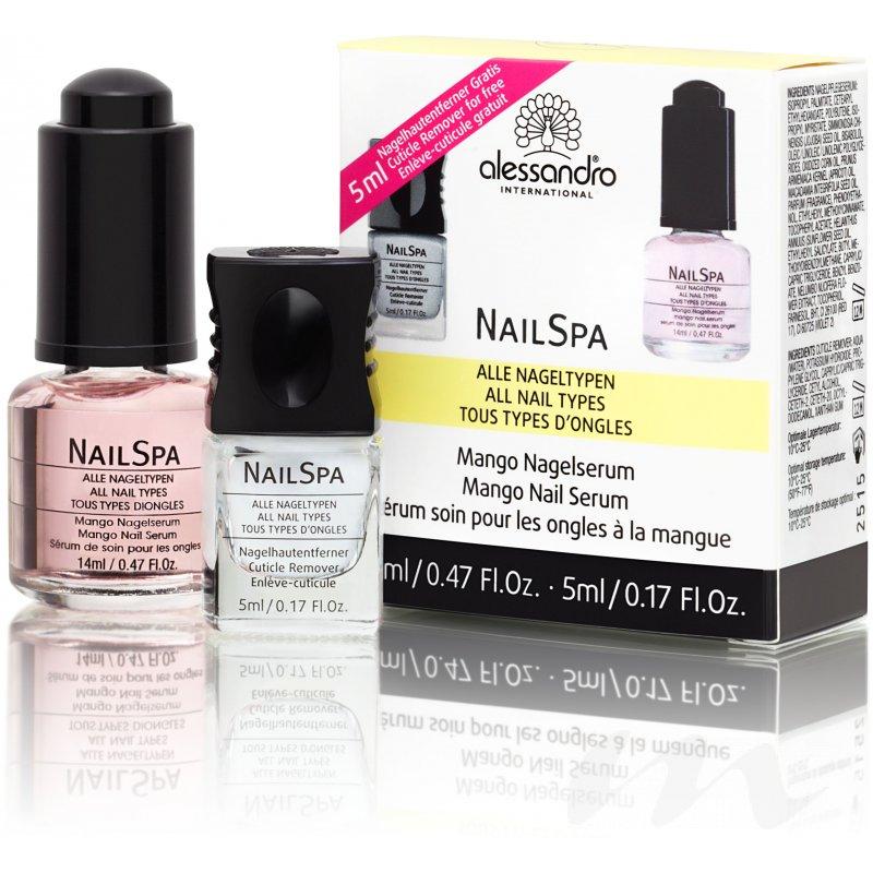 alessandro Nailspa Set: Mango Nail Serum - Set, 18,95 €, m-Beaut