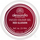 alessandro Colour Gel 906 Red Illusion 5g