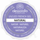 alessandro French Gel Natural White 15g