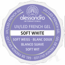 alessandro French Gel Soft White 15g