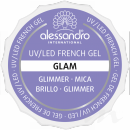 alessandro French Gel White Glam 15g