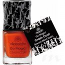 alessandro Go Magic! CRASH COAT - ORANGE Nagellack (No...