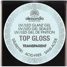 alessandro Top Gloss Gel Clear 5g